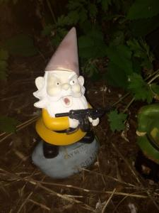 this was my first gnome.  I bought him and I know where he comes from.