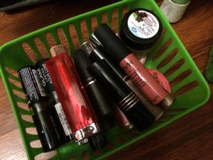 the 'keepers'- lip products