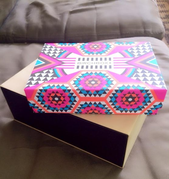Birchbox and Birchbox Man boxes- the man's box was 2x the size of the regular box- which I would expect, considering it is 20 bucks a month for man vs 10 bucks for the women's subscription