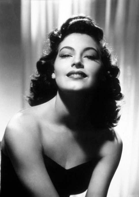 """you need to get the fuck out of Spain, because all the guys have little dicks and they'll fuck you in the ass before they can get your panties off"" ~ Ava Gardner"