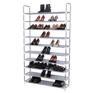 I am hoping I can pare down to under 50 pairs of shoes. I haven't had less than a 100 pairs of shoes in decades. Wish me luck.