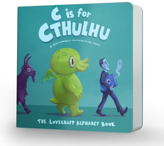 c-is-for-cthulhu